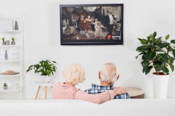 gratis film på internet över 70 år