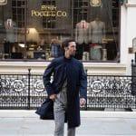 Exklusivt samarbete - GORE-TEX gästar anrika Savile Row