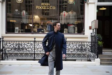 henry poole gore-tex