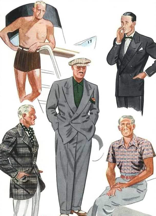 stilguide för män 2021