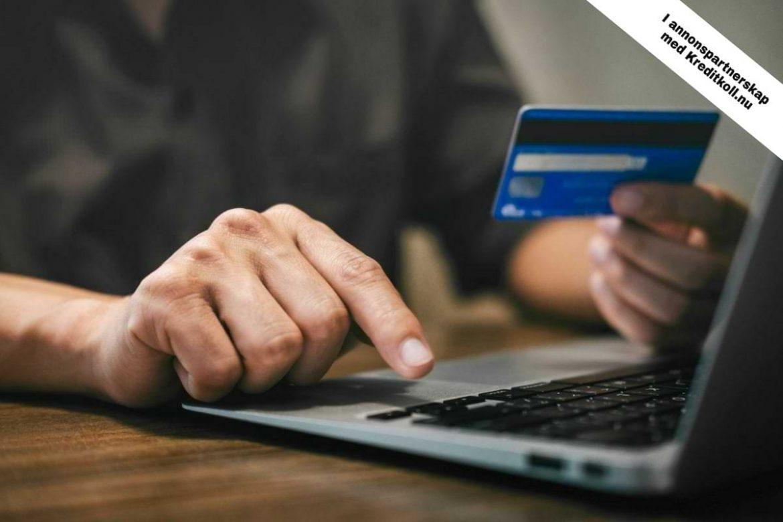 jämför kreditkort online