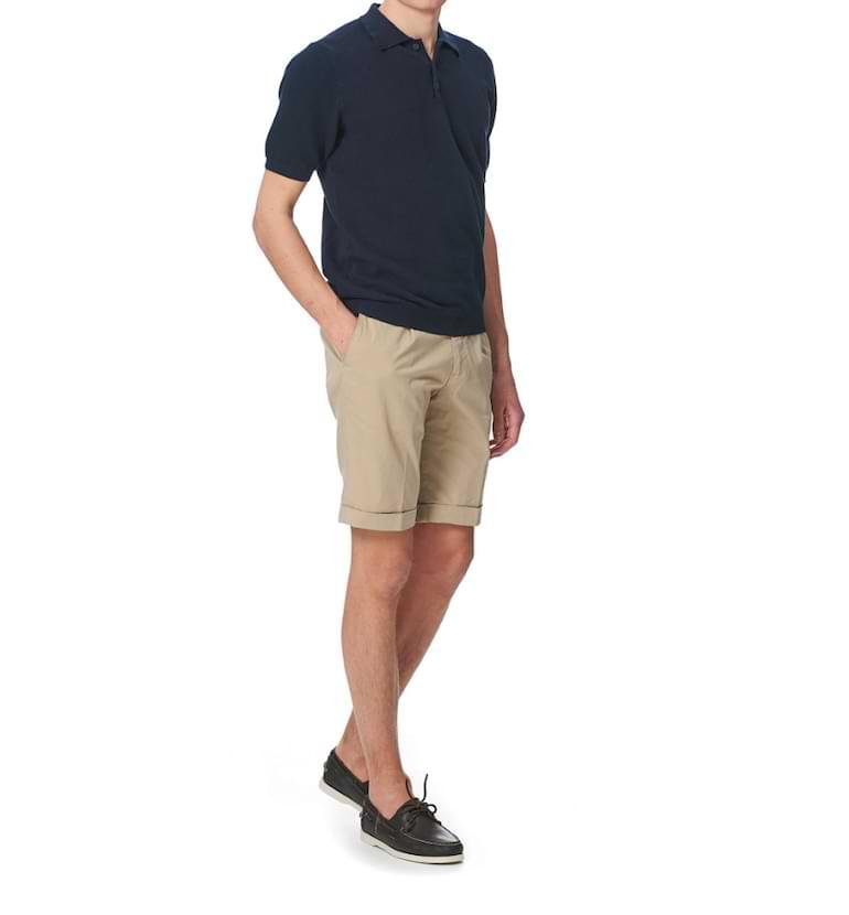 kombination skor till shorts