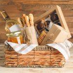 Presentboxar med delikatesser online