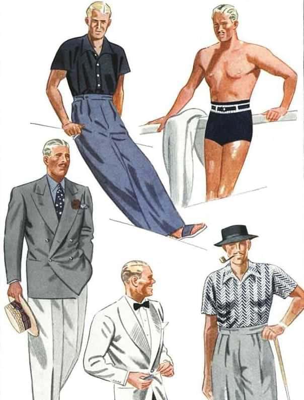 stilguide för män vår sommar 2021