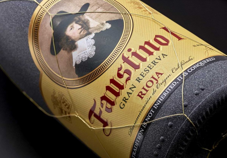 Faustino vin ny årgång i sverige 2021