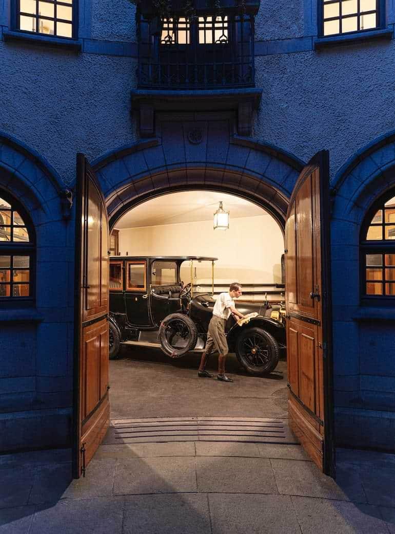 bil hallwylska museet