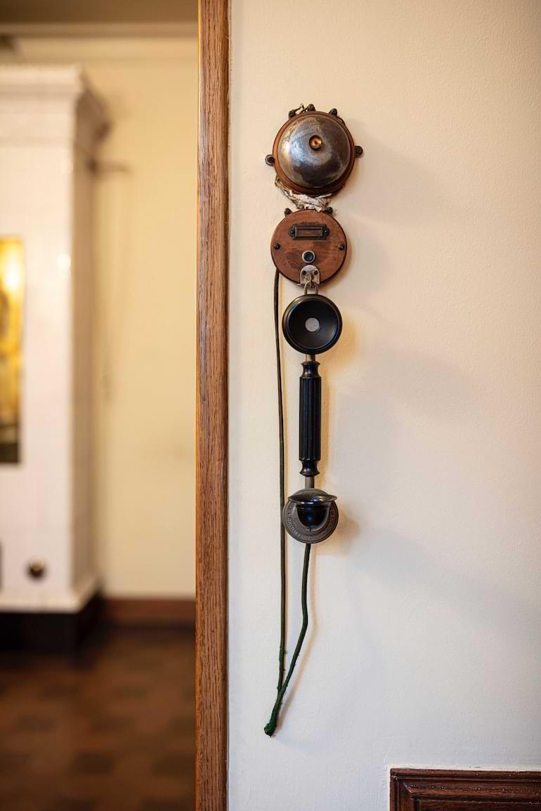 telefon Hallwylska palatset