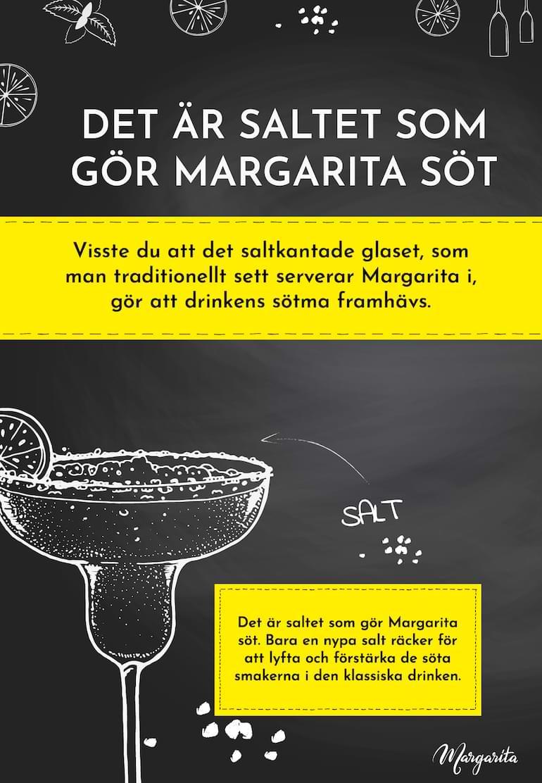 fakta om drinken margarita