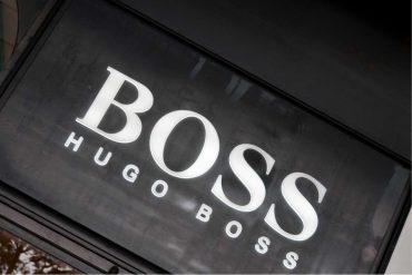 rea kläder Hugo boss