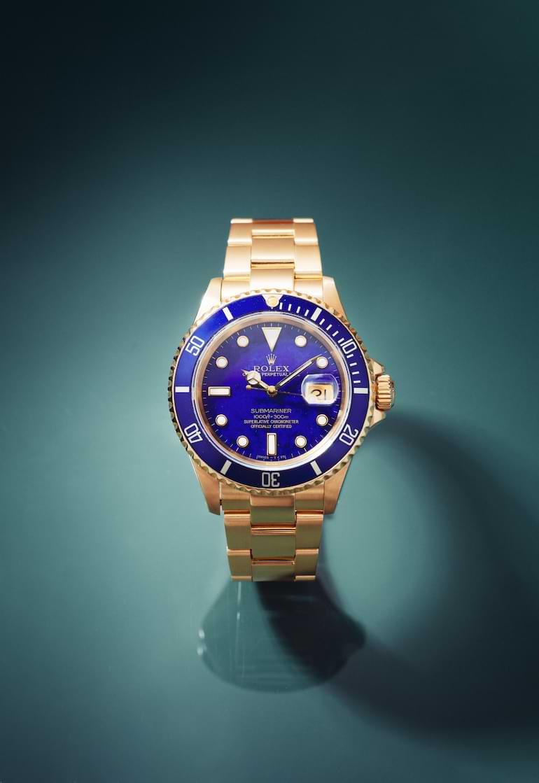 rolex submariner kaplans klockauktion maj 2021
