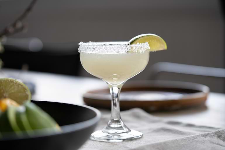 klassisk Margarita recept