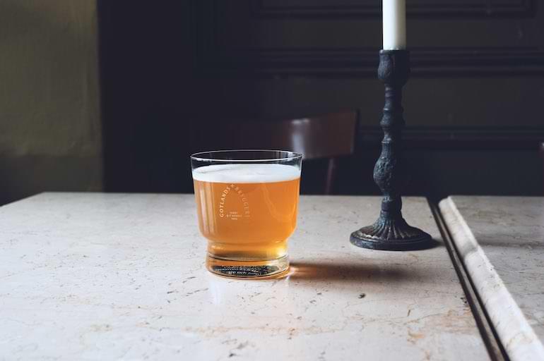 öl cider hybrid Gotlands bryggeri