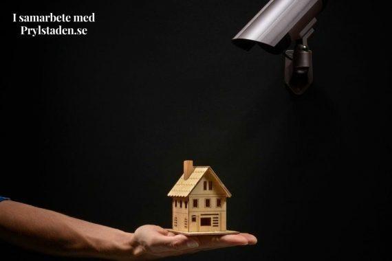 övervakningskameror för hemmet
