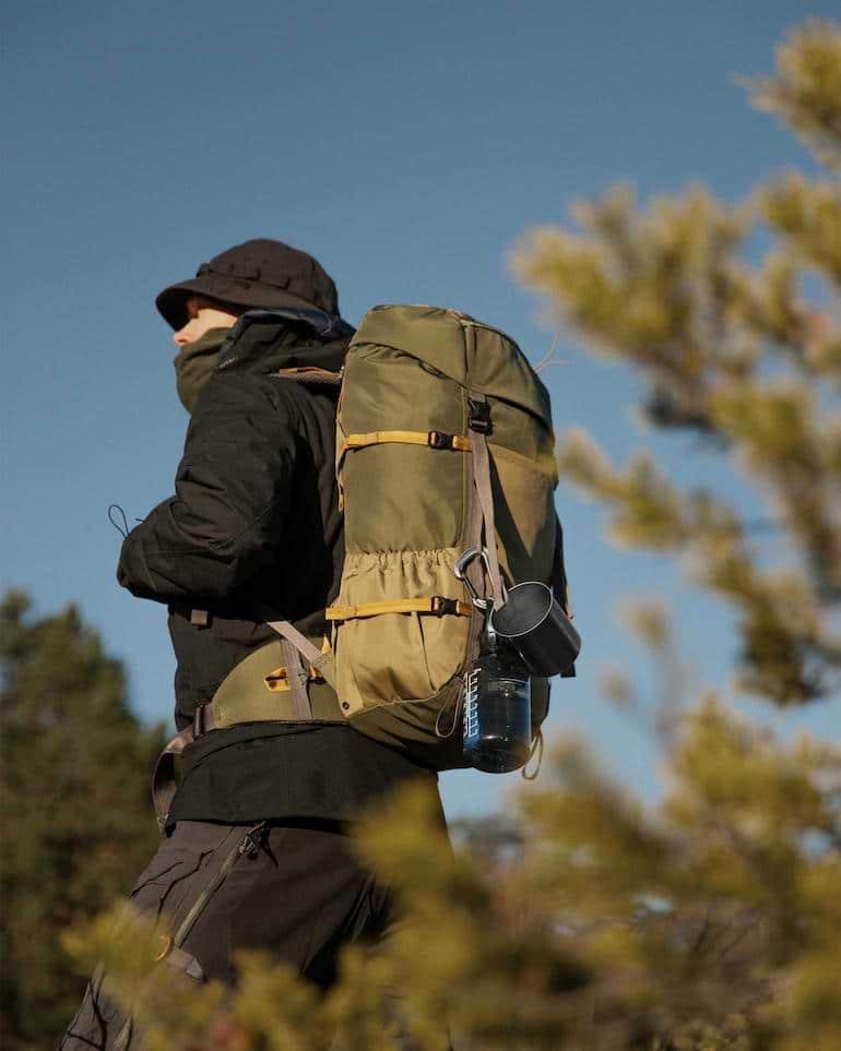 Sandqvist mountain hike väska ny kollektion maj 2021