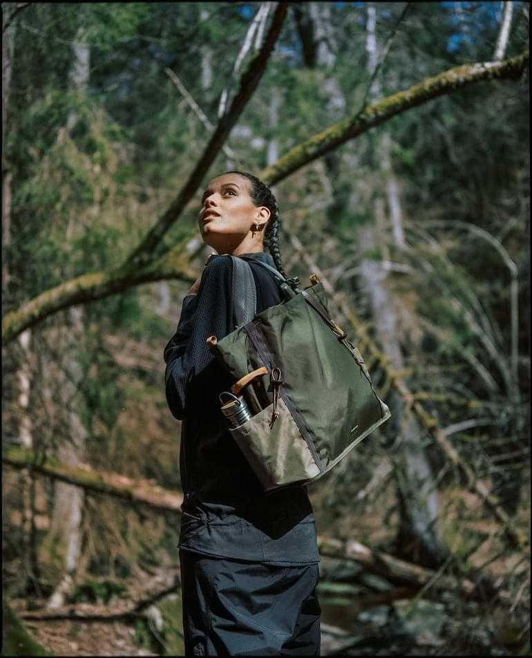ny kollektion av väskor våren 2021 Sandqvist