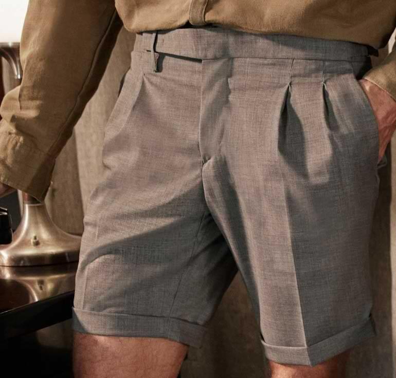 snyggaste shorts herrmode vår sommar 2021