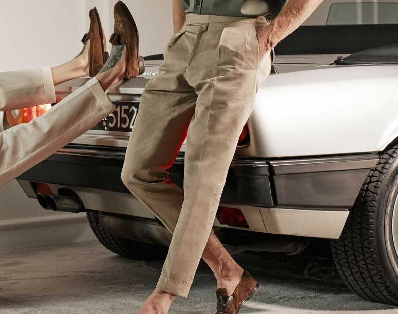 snyggaste herrbyxor och shorts vår sommar 2021
