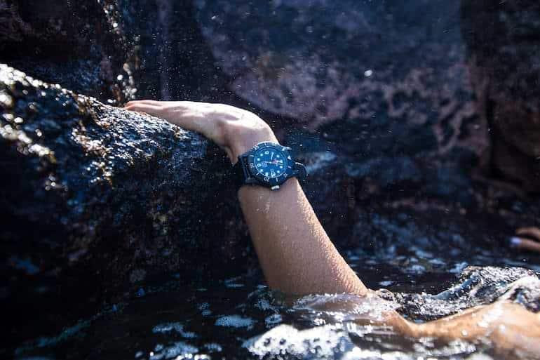 triwa ny klocka vår 2021 time for sub oceans