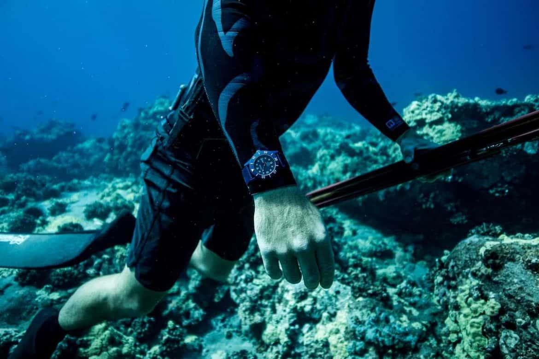 trilla dykarklocka time for sub oceans 2021