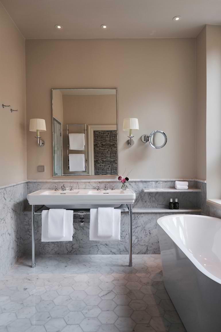 badrum villa Dagmar stockholm hotell
