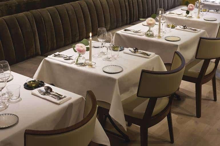 villa Dagmar restaurang stockholm 2021