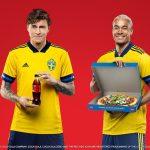 Landslagskockarna visar: så gör du den officiella Fotbollspizzan