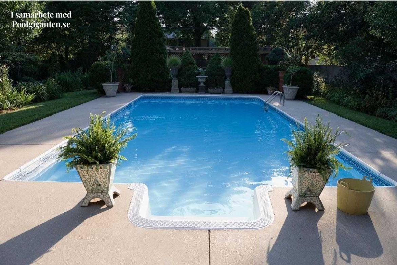 bygg swimmingpool hemma