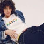 Levi's släpper Pride-kollektion med budskapet; Respektera Alla Pronomen