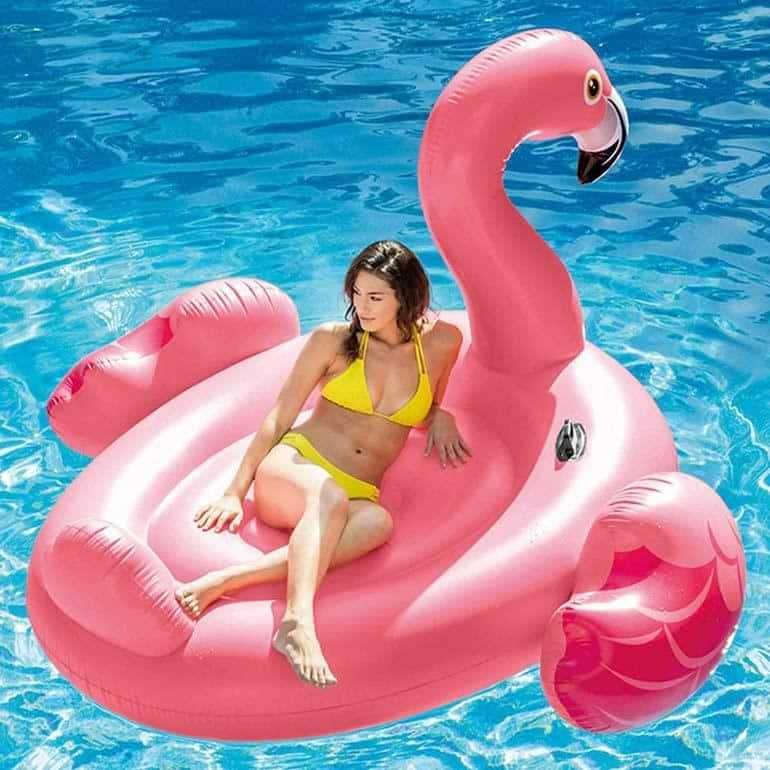 sommarens bästa badmadrasser 2021