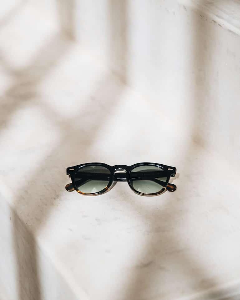 stilrena klassiska solglasögon sommaren 2021
