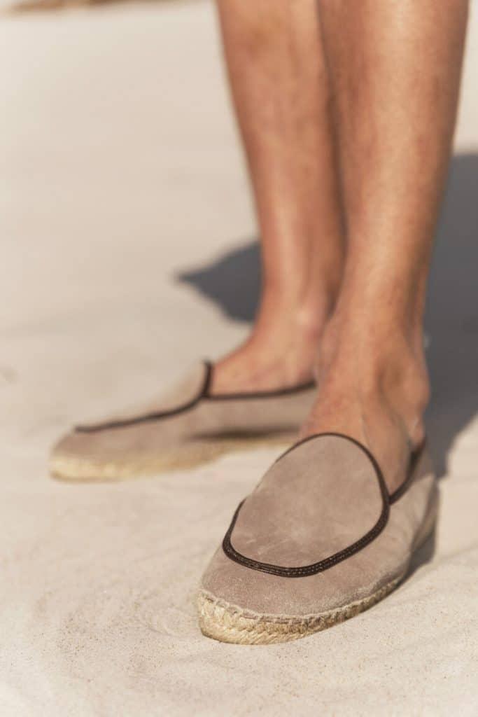 espadriller belgian loafer modell