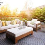 Dags att satsa på uteplatsen - här är trädgårdsmöblerna du behöver!