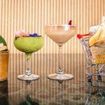 Brasserie Vau De ville serverar sommarens trendigaste proseccodrinkar