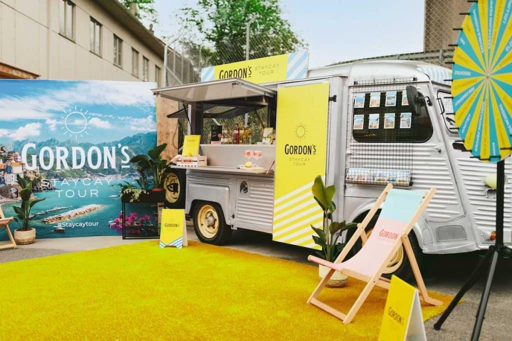gordon's gin summer tour 2021