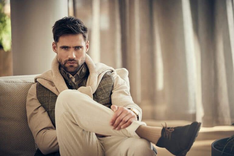 snyggt mode för män 2021