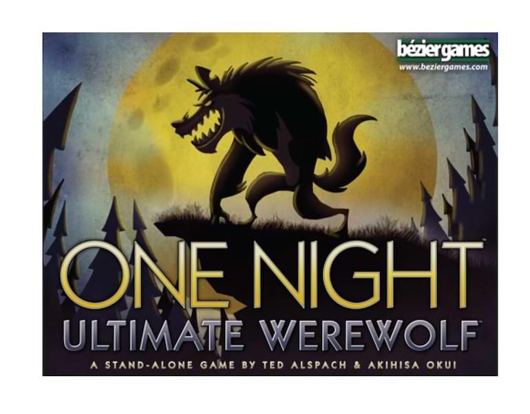 bästa sällskapsspel 2021 one night ultimate werewolf