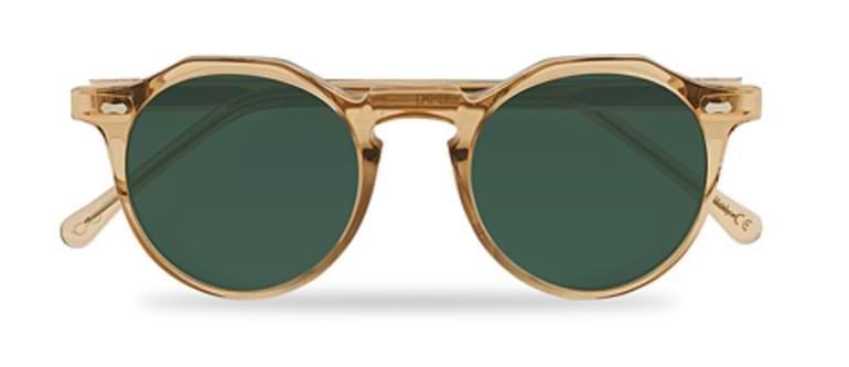 bästa solglasögon för oval ansiktsform