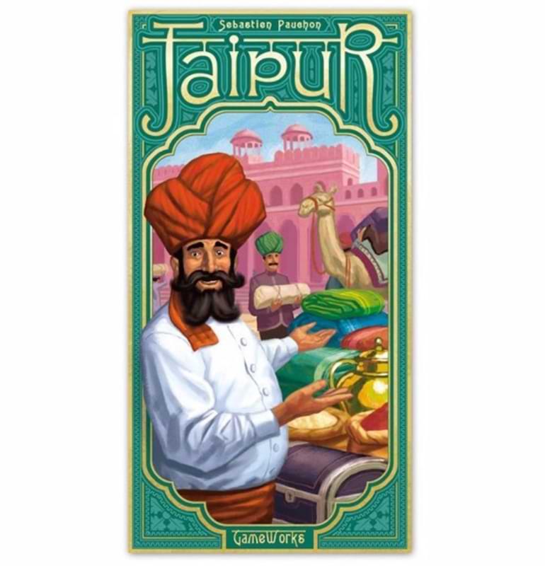 Jaipur bästa sällskapsspel 2021