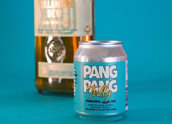 pang pang brewery tullamore dew samarbete
