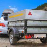 10 viktigaste tipsen när du kör med släpvagn