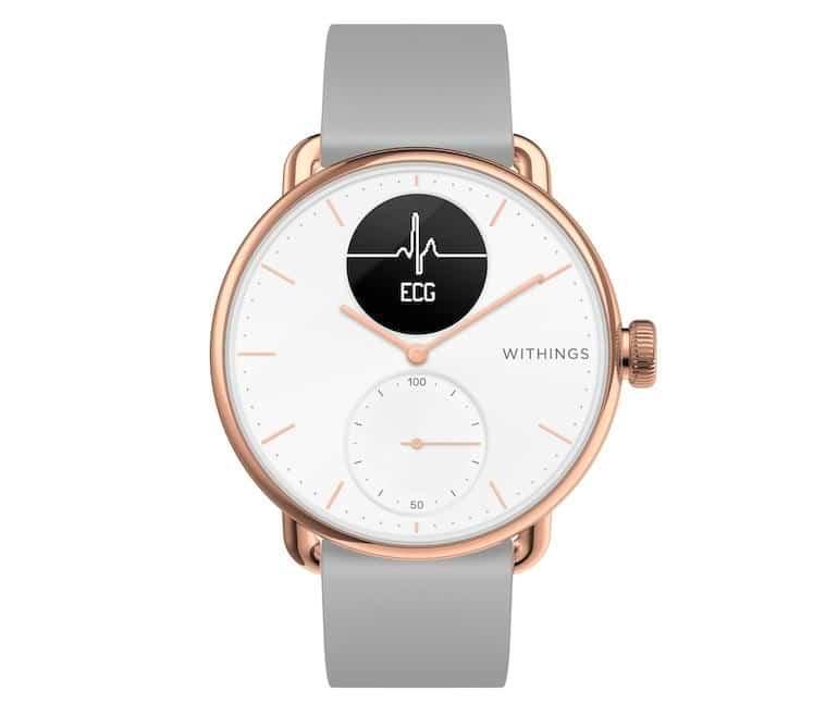 smartwatch som övervakar hjärtfunktioner