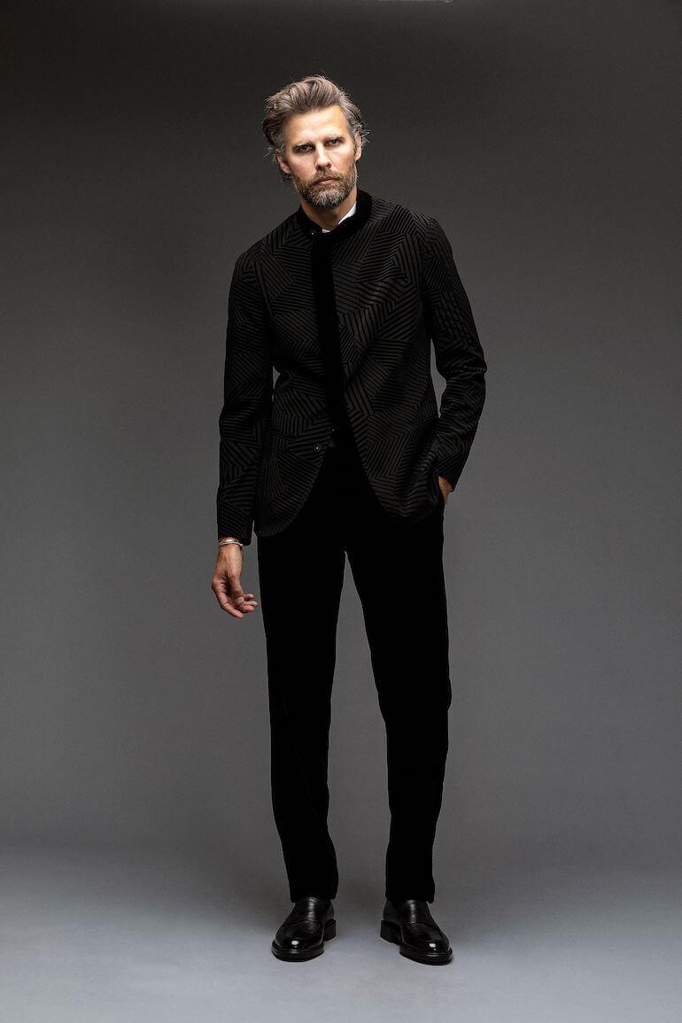 stilrent mode för män höst 2021
