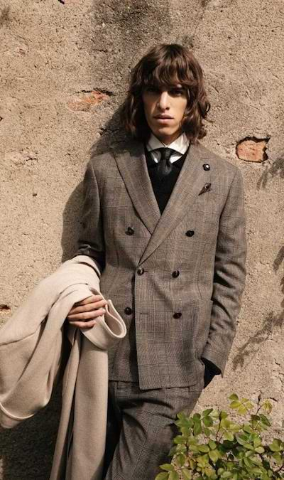mode för män höst/vinter 2021