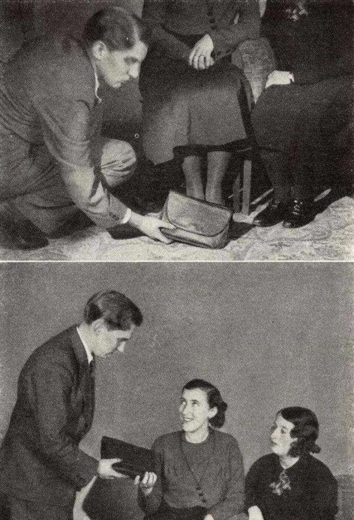 etikettregler för gentlemannen