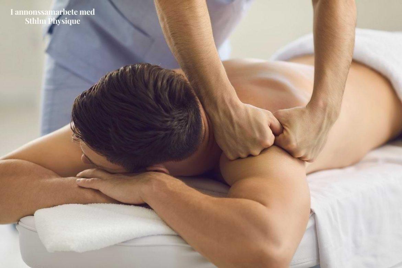 prisvärd massage stockholm