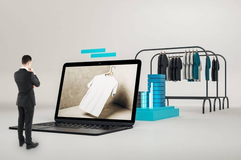 trender klädbutiker online shoppertainment