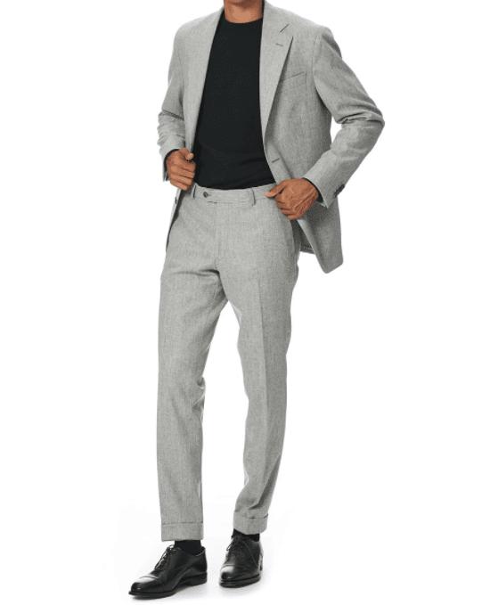 snygga kostymer mode för män höst vinter 2021