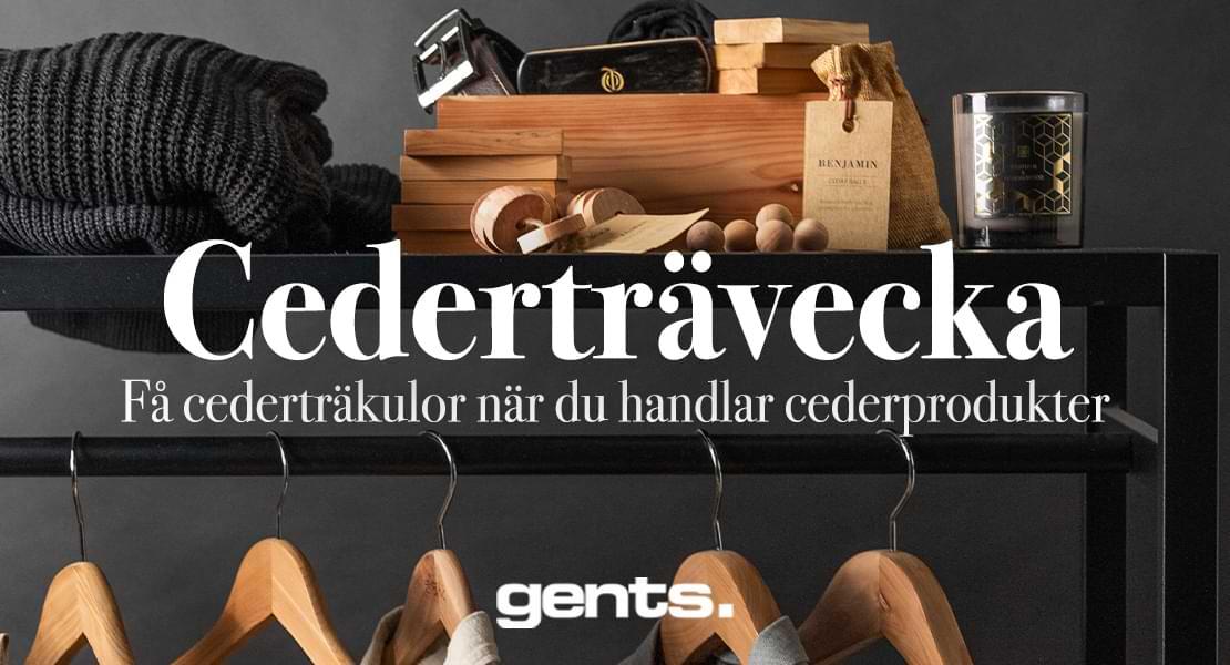 cederträ för kläder online