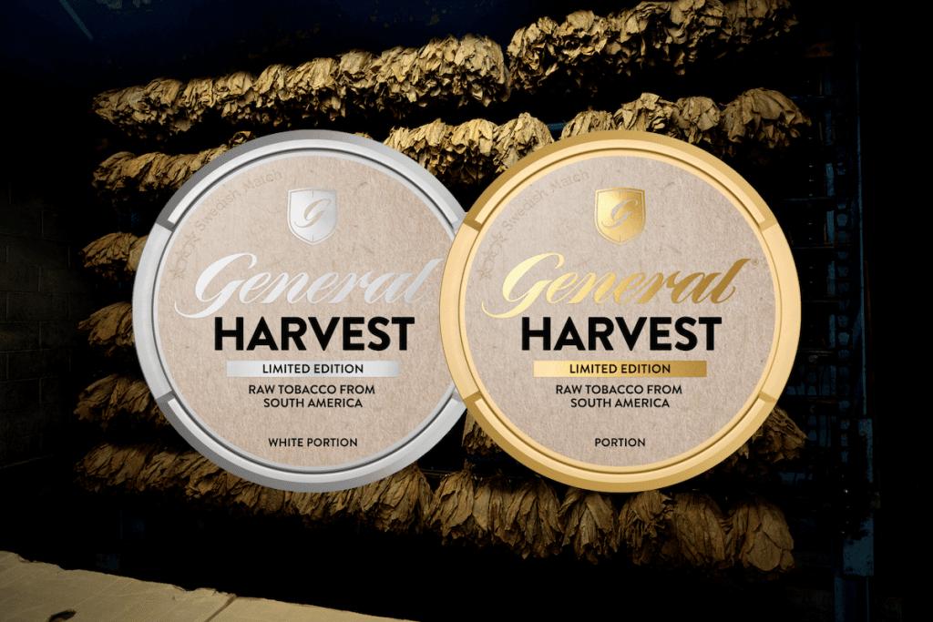general harvest nytt snus hösten 2021