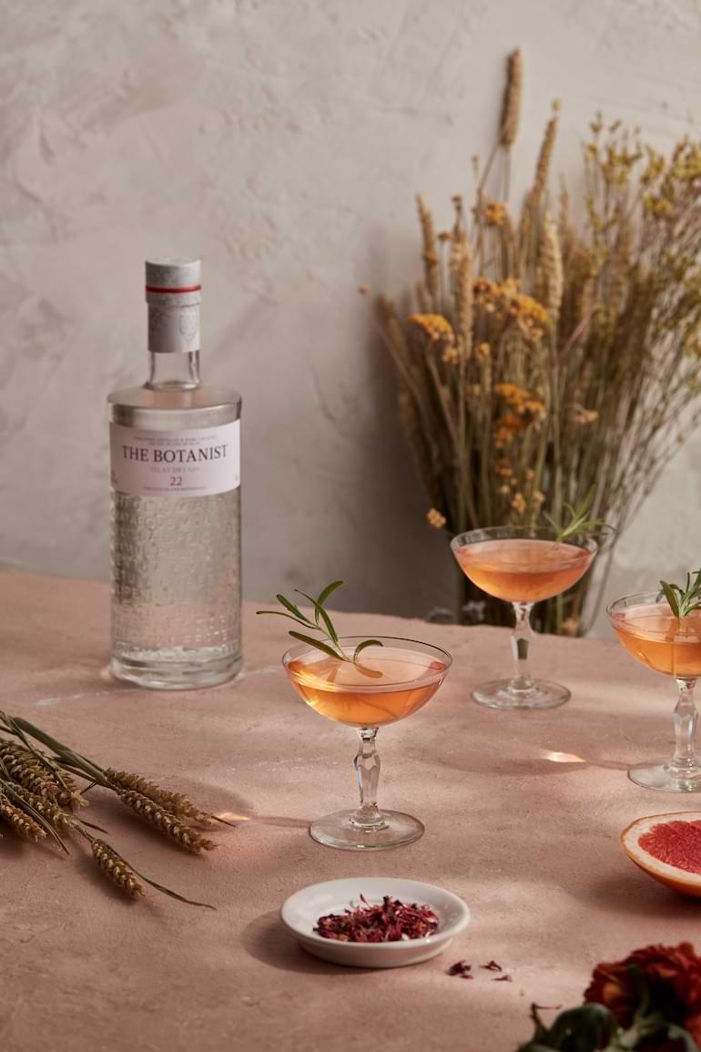 höst rose gin recept